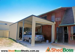 'Shed Boss offered a good looking shed, with helpful and accommodating service' Bob M, Port Elliot