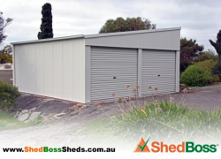 'We appreciated the way contractors were handled for us and the project was co-ordinated – the shed is very well finished!' Colleen S, Encounter Bay