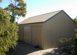 'The service, quality and building from Shed Boss, is in my opinion, of the highest measure.' Gerard C, Victor Harbor
