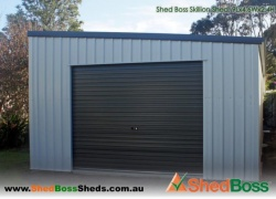 'The shed was built quickly and with a minimum of fuss.' Josie, Encounter Bay