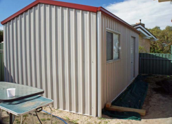 'Shed Boss were professional, have a great range of sheds and build to a good quality.' Peter B, Victor Harbor