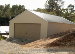 'The installation crew approached their task with efficiency, pride, commitment to quality and fully lived up to the company`s boast of delivering a superior shed.' Tom C, Willunga