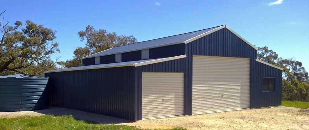 Shed Boss Fleurieu - Built Strong, Built Right  Complete projects