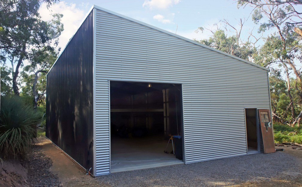 Skillion Lean To Sheds Garages By Shed Boss Fleurieu